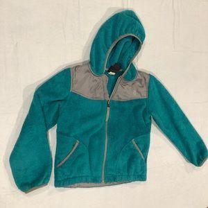 The North Face Denali Hooded Fleece Jacket Coat